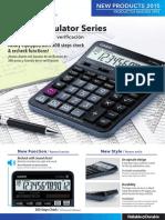 Check Calculator Series