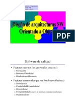 Arquitectura de Software OO