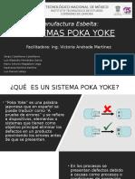 Sistemas Poka Yoke