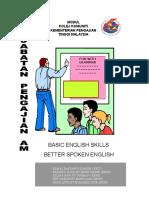 Module Basic English Skills