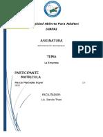 Bm-tarea III de Administracion de Empresa I-marcia Boyer