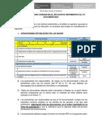 Instrucciones Para La Carga de Documentos