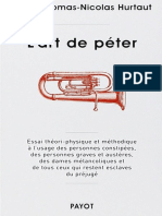 L'Art de Peter - Hurtaut, Pierre-Thomas-Nicolas