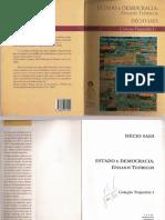 Décio Saes. Estado e Democracia - Ensaios Teóricos