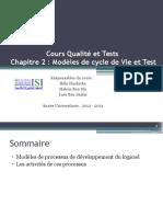 Chap2-Modles Et Tests