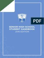 Shs Handbook 2016
