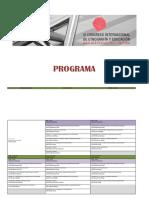 CIEYE Programa General
