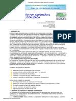 Capacitação Em Agricultura Irrigada_ Aspersão e Localizada