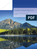 IFRS Illustrative Financial Statements 2009