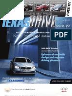 Texas Drive Magazine July 12-25,2010