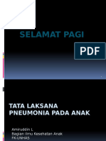 Pneumonia Dr.amiruddin l Des 2013