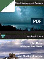 Bureau of Land Management overview