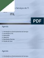 Gerenciando Serviços de TI com a ITIL