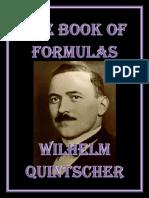 Wilhelm Quintscher - The Book of Formulas.pdf