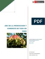 Produccion Comercio Tara Peru (1)