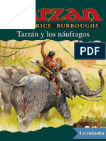 Tarzan y Los Naufragos - Edgar Rice Burroughs