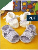 Botines en Crochet