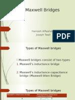 14 Maxwell Bridges