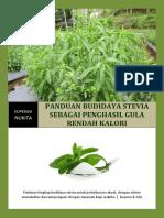 Buku Budidaya Stevia