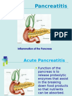 Pp Pancreatitis