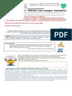 Ficha de Aprendizaje - Adapted Texts