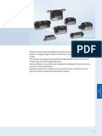 Thyristor and Diode Modules2013