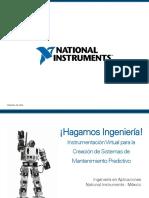 6. Instrumentación Virtual Para La Creación de Sistemas de Mantenimiento Predictivo