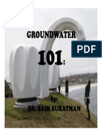 Groundwater for Everybody