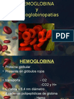 Hemoglobina , Clase Numero Uno Bioqq Para Odontologia