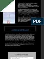 Antenas y enlaces precentacion