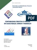Caso Enron Parmalat