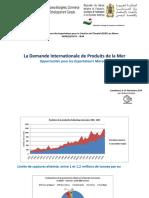 La Demande Internationale de Produits de La Mer