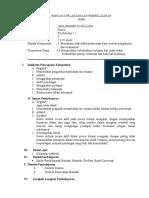 Rencana Pelaksanaan Pembelajaran Pert.3 Kelas Eksperimen