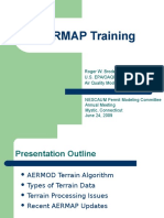 4 AERMAP Training Thurman