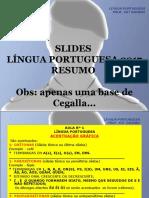 Slide Lingua Portuguesa 02
