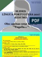 Slide Aula 01, 02, 03 e 04