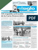 Edición Impresa Elsiglo 22-03-2017