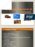 Impuesto Nacional Al Consumo