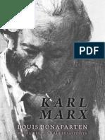 Karl Marx - Louis Bonaparten brumairekuun kahdeksastoista