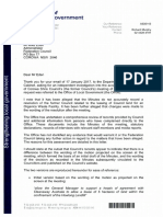 Corowa Shire Minutes Investigation