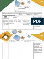 Guía de Actividades y Rúbrica de Evaluación - Fase I - Reconocimiento Del Curso