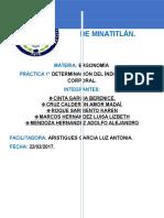 Indice de Masa Coporal