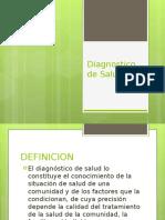 Diagnostic Ode Salud