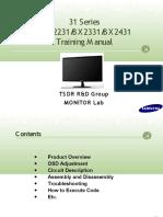 Samsung Bx2231 Bx2331 Bx2431 Training