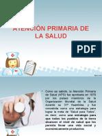Atencion Primar i Adela Salud