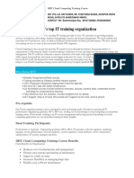 IIHT Cloud Computing Training Course_updated