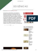 Da Vinci_ Do Gênio Ao Mito