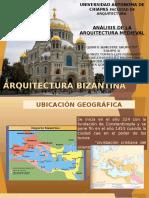 ARQUITECTURA BIZANTINA CORREGIDO
