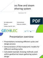 7.40.GEOELEC WP5 Session VI 9 1030 Process Flow and Steam Gathering System Potsdam v2PEnoSoultz