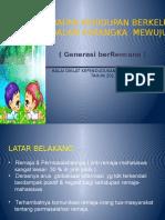 Materi Penyiapan Kehidupan Berkeluarga bagi Remaja utk  CP Building.pptx